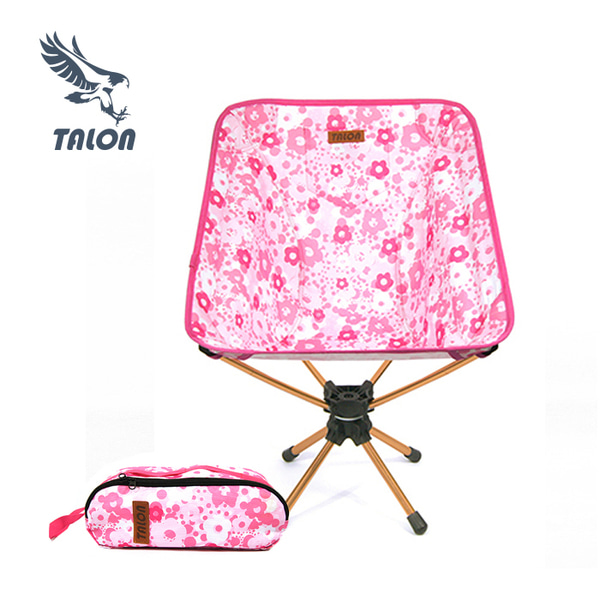 TALON PIVOT CHAIR S - PINK FLOWER