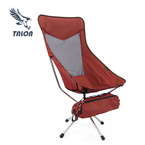 TALON PIVOT CHAIR L - Burgundy